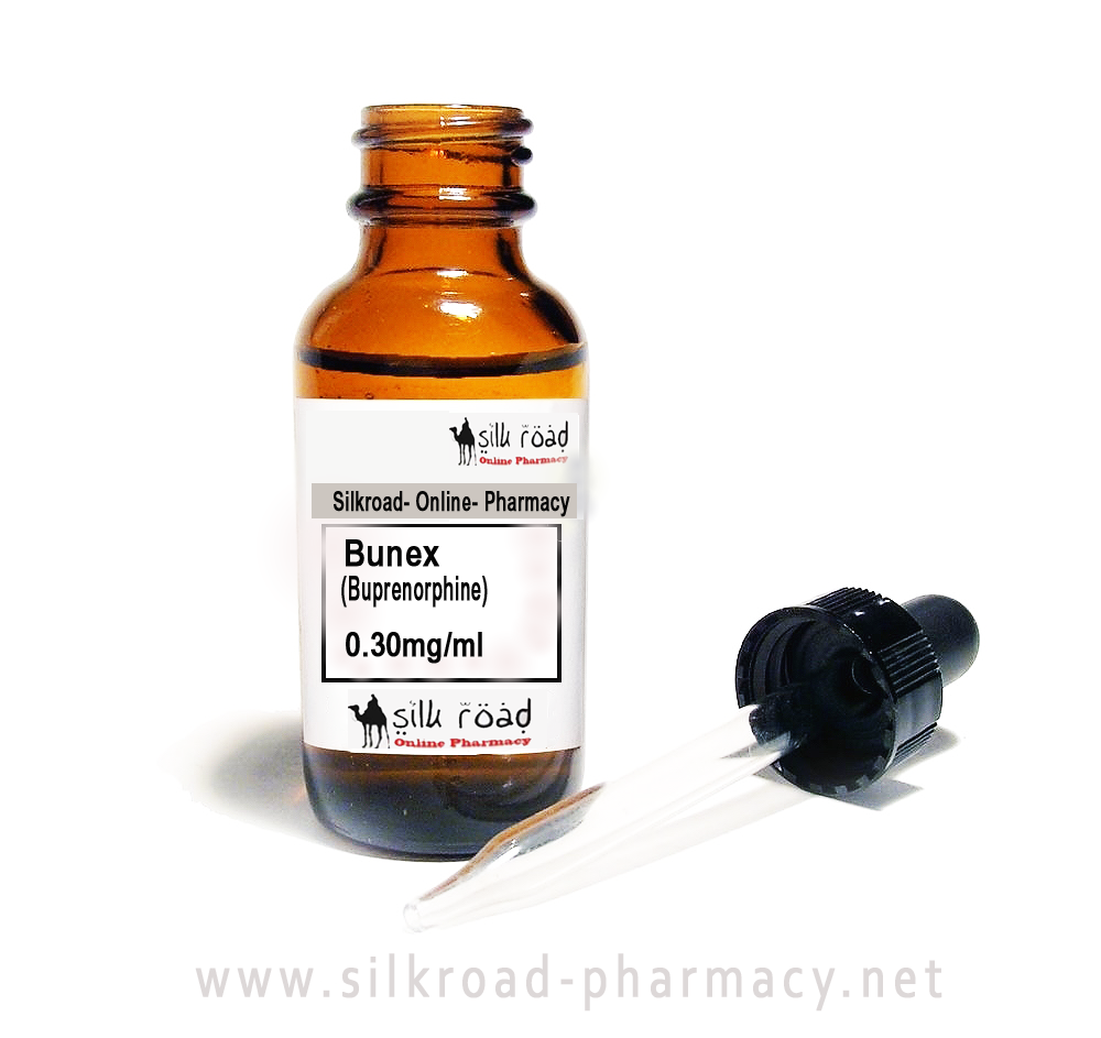 Buy Bunex (Buprenorphine) 0.20mg