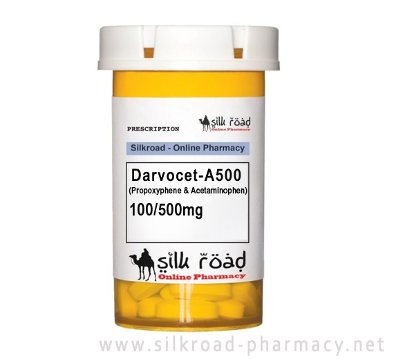 buy Darvocet-A500 (Propoxyphene & Acetaminophen)