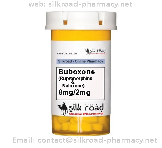 buy Suboxone (Buprenorphine & Naloxone) 8mg/2mg-silkroad-pharmacy.net