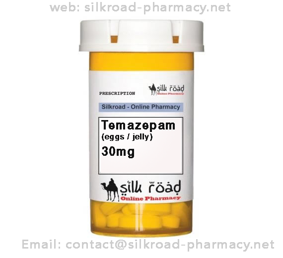 buy Temazepam eggs / jelly 30mg-silkroad-pharmacy.net