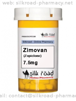 buy Zimovane (Zopiclone) 7.5mg-silkroad-pharmacy.net
