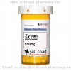 buy Zyban (Bupropion) 150mg-silkroad-pharmacy.net