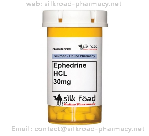 buy Ephedrine HCL 30mg1