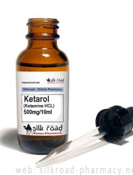 Buy Ketarol (Ketamine HCL) 500mg/10ml Online