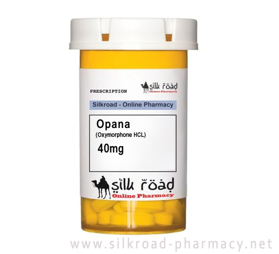 buy Opana (oxymorphone HCL) online